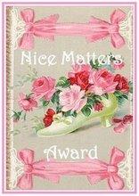 awardnicematters
