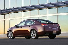 2009 Acura TL all new