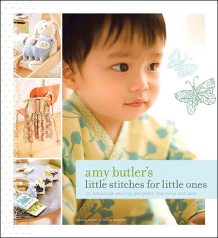 2757708847 5c8f548cec Book Review: Amy Butlers Little Stitches for Little Ones