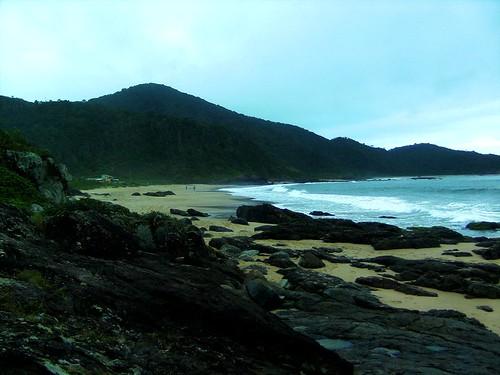 Praia Vermelha - SC