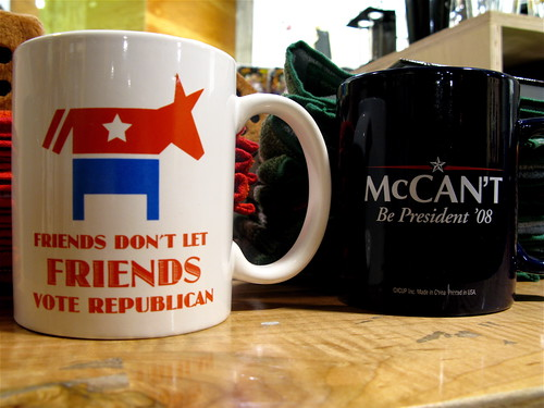 McCAN'T Be President