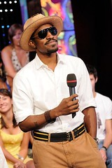 andre 3000 lamping on trl