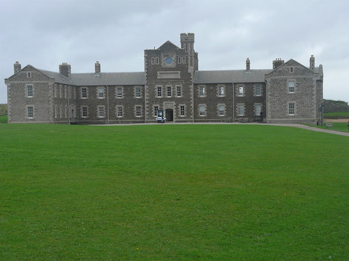 Royal Artillery Barracks, Pendennis Castle