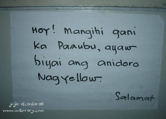 2855372293_3c2156c8ae_o - Unsay Buhaton Inig Human ug Pangihi - Philippine Video and Music