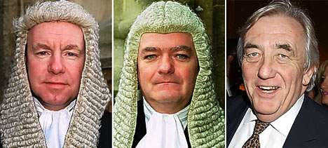 Bill Taylor QC Middle