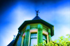 Enchanted III (*Somerset.*) Tags: urban house building home isleofman familyhome enchanted bej