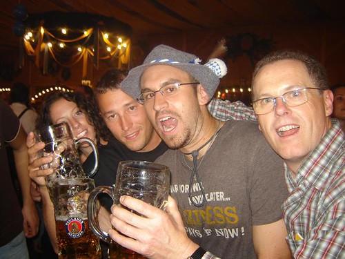 Murph at Oktoberfest 2007