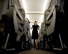 Coffee, tea or ... (dani.Co) Tags: café nikon tea aircraft corridor airbus stewardess coffe avión pasillo vuelo té ariplane airflight azafata platinumphoto danico ltytr1