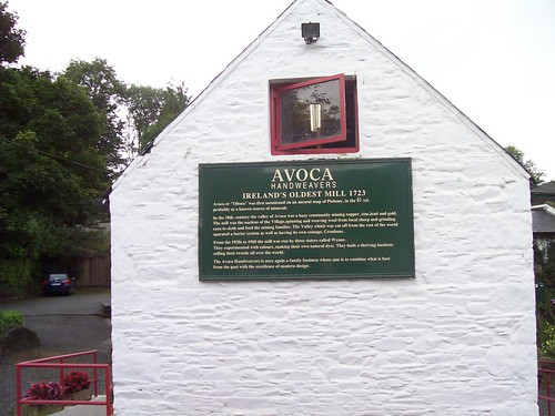 Ireland - AVOCA Weavers