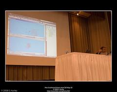 Pete Southwood shows AutoCAD Map 3D