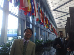 Day 13, Washington DC - at the US State Dept