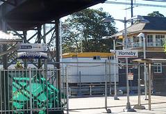Hornsby 07-10-08 (CitySider) Tags: station train construction platform railway upgrade hornsby cityrail newtrack tidc railcorp railclearways