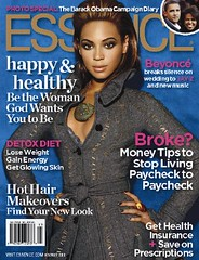 beyonce essence magazine cover