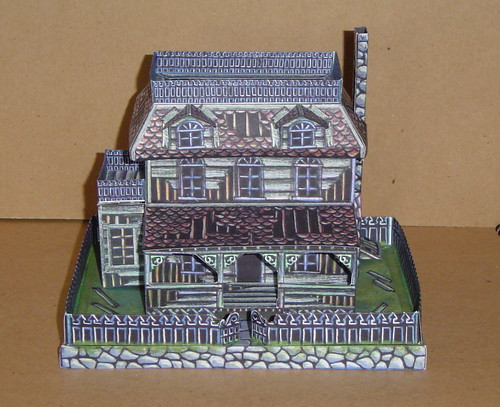 Ravensblight Manor by redwing480.