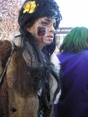 Walking Dead Winehouse (pageofbats) Tags: calgary zombie walk zombies 2008 amywinehouse cancon calgaryzombiewalk deadmile calgaryzombiewalk2008