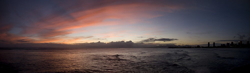 Ala Moana sky panoramic