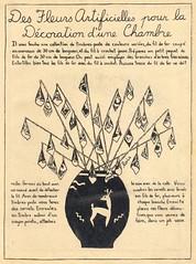 bouquet de timbres