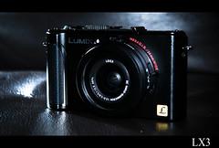 LUMIX LX3 (yaw yong xin) Tags: camera lumix nikon panasonic compactcamera d300 pns camerabody pointandshootcamera strobist 1755mmf28d lx3 lumixlx3 panasoniclumixlx3