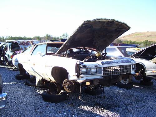 1976 Chevrolet Caprice Classic