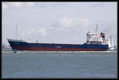 Windena (leightonian) Tags: uk island boat ship unitedkingdom isleofwight solent isle cowes wight cargoship buoyant