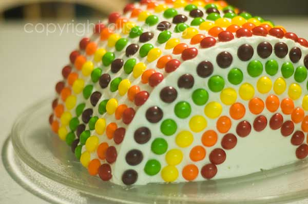 rainbow cake take 2