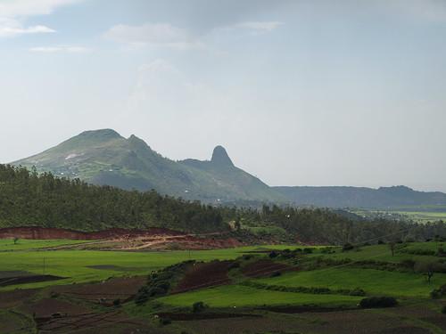 Montañas de Axum. Etiopía
