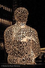 The last Soul (Berts @idar) Tags: expo alma zaragoza escultura 70300mm expo2008 espaa exposicin canoneos400ddigital elalmadelebro pabelln