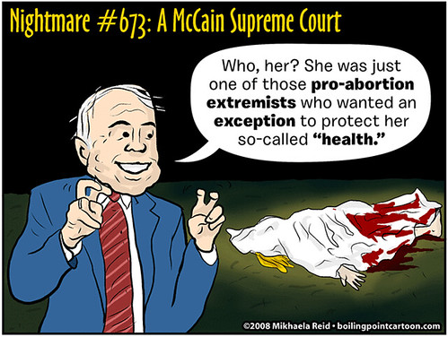 Image result for john mccain supreme court cartoons