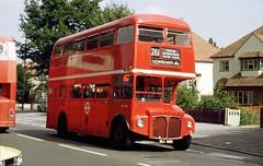 216-07 (Sou'wester) Tags: bus london heritage buses icon routemaster publictransport lrt lt psv parkroyal rm londontransport tfl aec prv rml classicbus