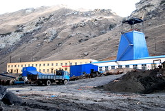 Coalmine in Xinjiang
