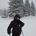 "Jim at Vail - ""A Snowy Day"""