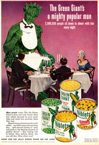 Vintage Ad #637: Guess Who's Coming to Dinner?