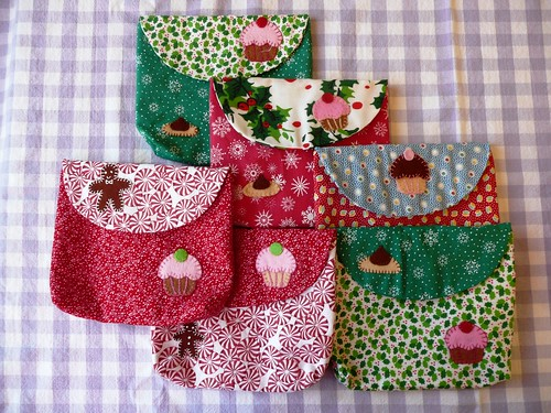 Holiday Treat Pouches
