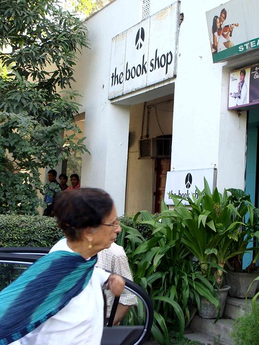 Delhi Landmark - The Book Shop, Jorbagh & Khan Market