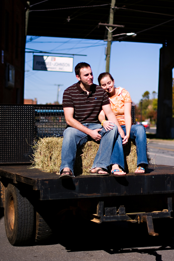 Cindy and Josh Engagement