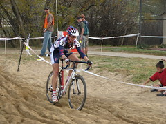 Rachel LLoyd at Boulder Cup