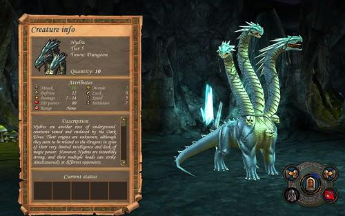 Dungeon Hydra