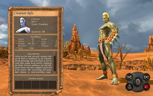 Academy Colossus