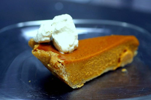 silky smooth pumpkin pie | smitten kitchen