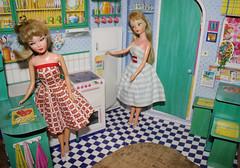 suzettes (LaneyCummings) Tags: fashion mod doll barbie suzette uneeda