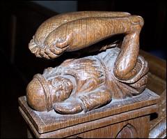 sciapod (Simon_K) Tags: church suffolk eastanglia hollesley sciapod hollesleybay
