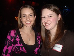Jessica and Ashley from TopRank