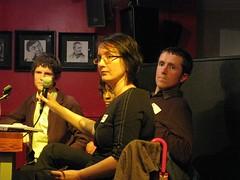 Social Media Cafe Manchester - Panelists