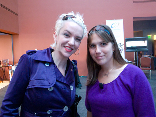 Xeni Jardin & Liz Gannes