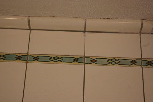 Nice border tile