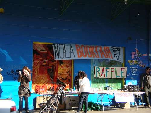 NOLA Bookfair