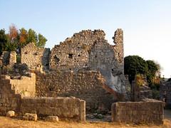 Stari Bar - Ruins (alberto_d) Tags: bar ruins europa europe ghosttown walls mura adriatic montenegro mauer adriatico rovine crnagora staribar cittàfantasma antivari tivar eeecotourism albaniaveneta
