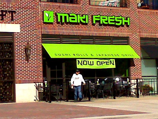 Maki Fresh on Hwy 280