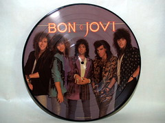 Bon Jovi / Slippery When Wet Vinyl