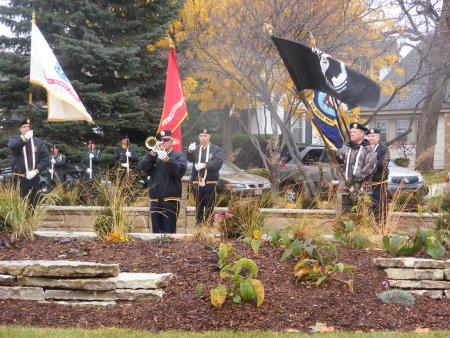 Memorial Park Dedication2